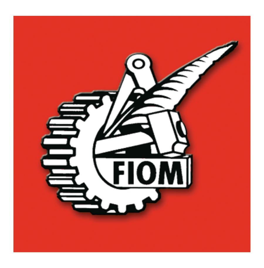 Il simbolo della FIOM