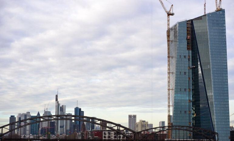 Nel frattempo, la BCE costruisce la sua nuova sede