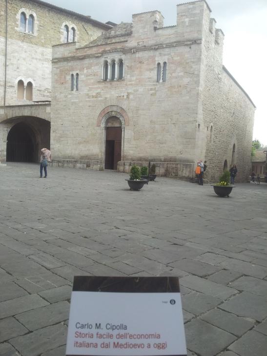 Umbria, Bevagna (PG) – Piazza Silvestri