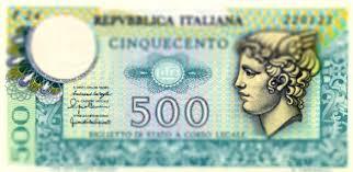cinquecento lire
